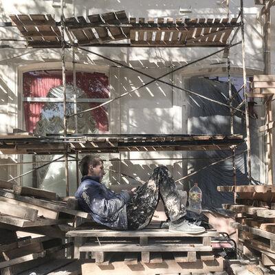 Dmitry Markov, 'Pskov', 2016
