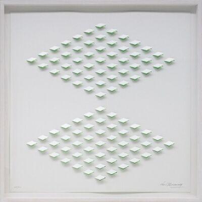 Luis Tomasello, 'S/T 2 Verde', 2013
