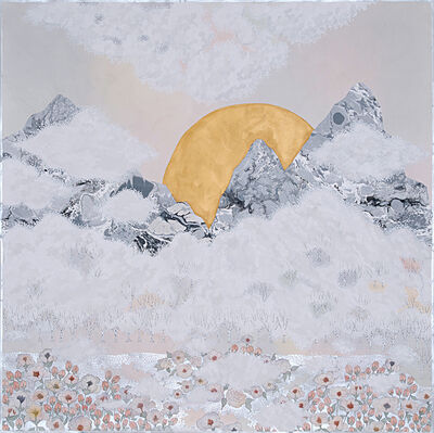 "Crystal Liu, 'the fog, ""rise up""', 2019"