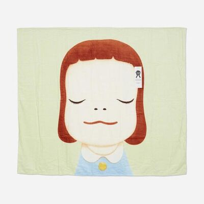 Yoshitomo Nara, 'WOW Project Beach Towel (Limited Edition), 2010', 2010
