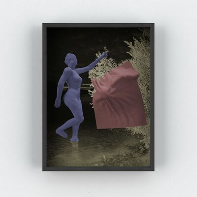 Tim Berresheim, 'Lake V 2006/2019 (Revisited)', 2019