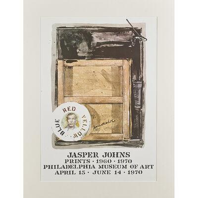 "Jasper Johns, 'Souvenir and ""Silver Cicada""'"