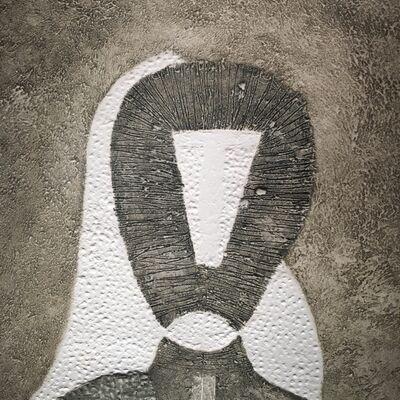 Rufino Tamayo, 'Hombre en Gris (Man in Gray)', 1976