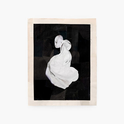 Michael Desutter, 'Movement Study In White #19', 2018