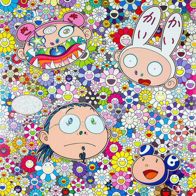 Takashi Murakami, 'The Creative Mind', 2016