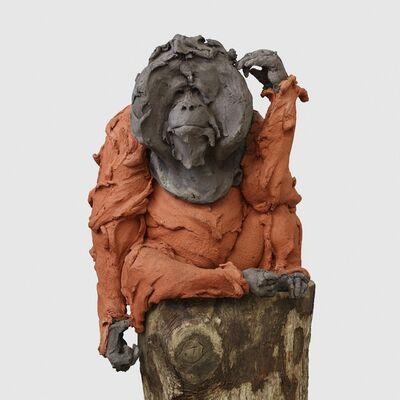 Stephanie Quayle, 'Orangutan', 2016