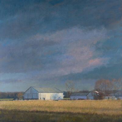 Stephen Bach, 'Low Autumn Sky'