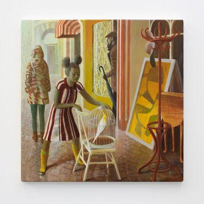 Benjamin Senior, 'The Birdcage II', 2015