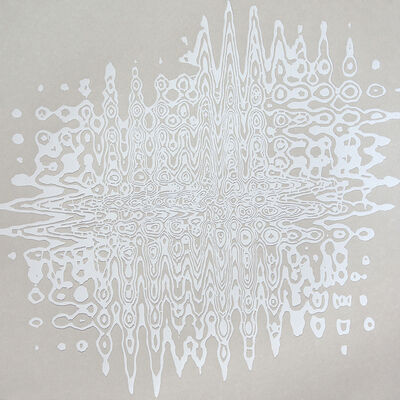 Nayda Collazo-Llorens, 'Locus Rackets Hypnotic: Noise 1', 2013