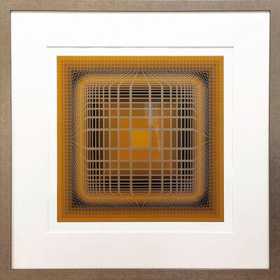 Victor Vasarely, 'Koska Vall', 1982