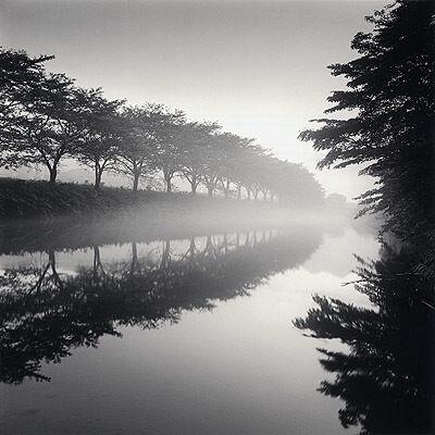 Rolfe Horn, 'Quiet Morning, Nakagawa Creek, Japan', 2001-printed 2001
