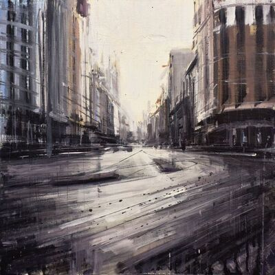 Valerio D'Ospina, 'Intersection', 2017