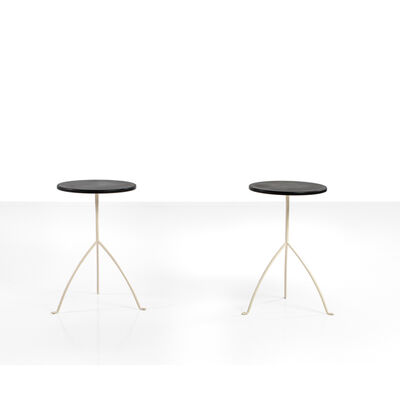 Eric Schmitt, 'Orthodox, Pair of pedestal tables', 1989
