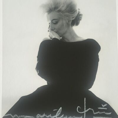 Bert Stern, 'Marilyn in Vogue (1962)', 2011