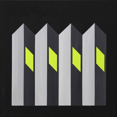 Silvia Binda Heiserova, 'Urban Memory 4', 2017
