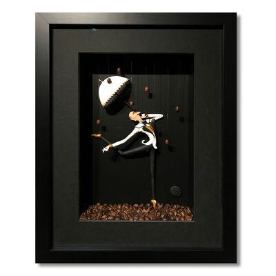 Kunst met een R, 'It's Raining Coffee', 2021