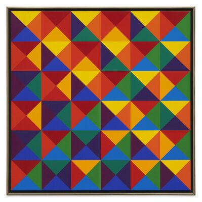 Karl Benjamin, '#13, 1968', 1968