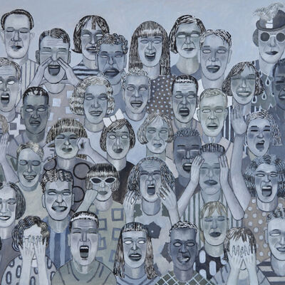 Katie Crown, 'Audience No. 5', 2014