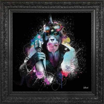 Sylvain Binet, 'Monkey Punk', 2019