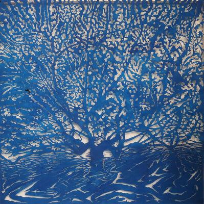 Andrew Tomkins, 'Blue Cut, Meadowbank', 2018