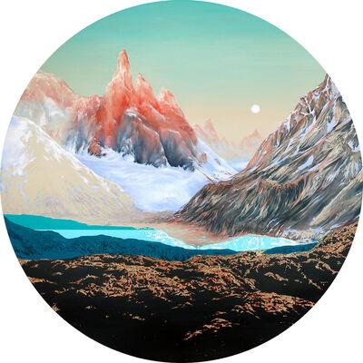 Ana Moya, 'Red Mountain', 2019