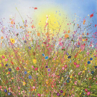 Yvonne Coomber, 'Wild Hearts', 2019