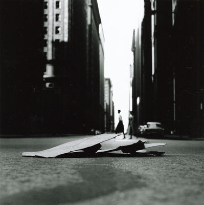 Ray K. Metzker, '58 EI-9, Chicago', 1958
