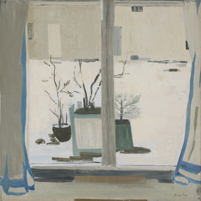 Janice Biala, 'Snow in the Countryland', 1976