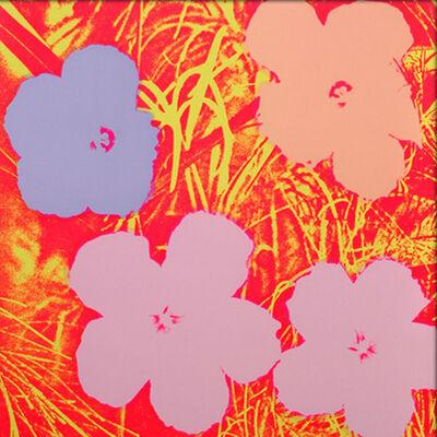 Andy Warhol, 'Flowers, II.69', 1970