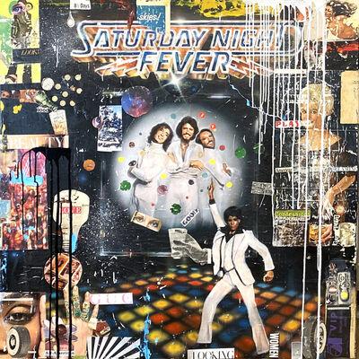 Greg Miller, 'Saturday Night Fever', 2021
