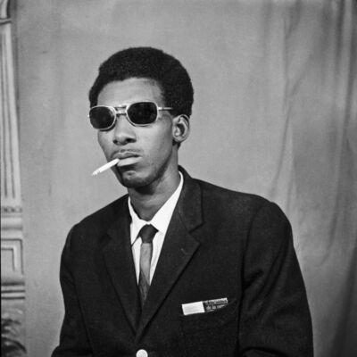 Sanlé Sory, 'Le Vendeur Sénégalais qui Fume', 1972