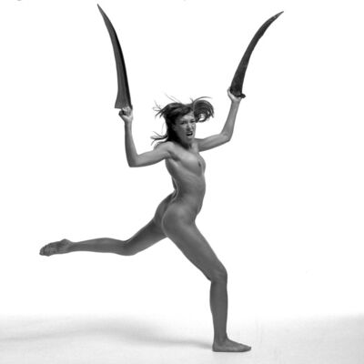 Bruno Fournier, 'Victoire (Victory, or Amazon with Scythe)', 2003