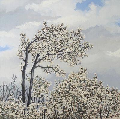 Vicki Kocher Paret, 'Clouds #1', 2020