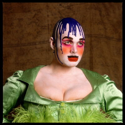 Fergus Greer, 'Leigh Bowery, Session I, Look 2', 1988