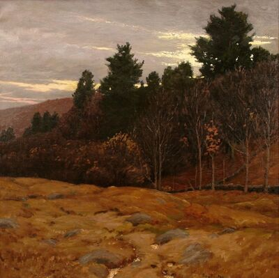 Ben Foster, 'Waning Day', ca. 1916