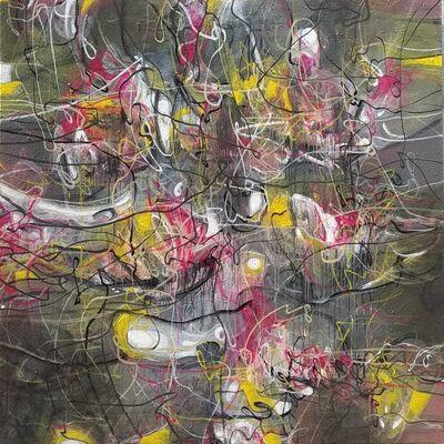 Meistoria Ve, 'Yellow Line', 2020