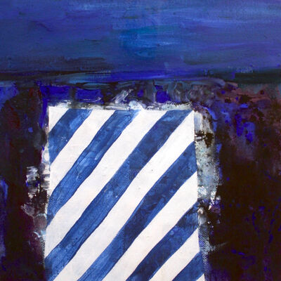 Jack Shadbolt, 'Study for Northern Emblem 1 ', 1963