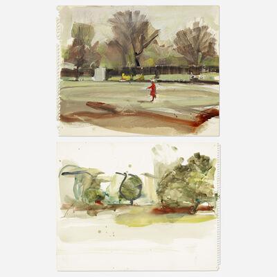 Richard Estes, 'Untitled (two works)', 1978