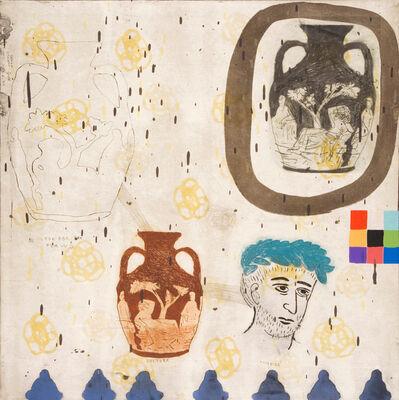 Squeak Carnwath, 'Flawless', 2006