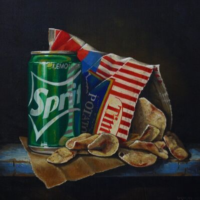 Hickory Mertsching, 'Tim's Chips', 2020