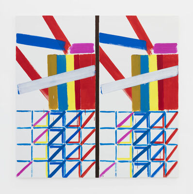 Bernard Piffaretti, 'Untitled', 2019