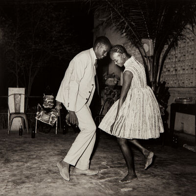 Malick Sidibé, 'Nuit de Noël (Happy-Club)', 1963-printed later