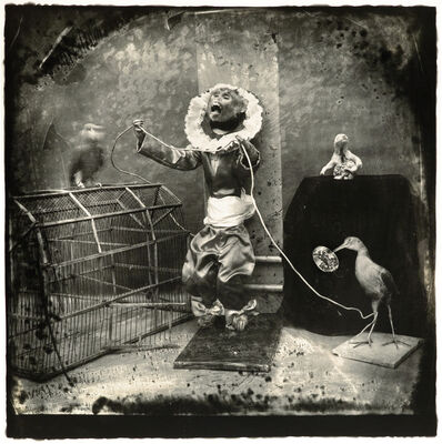 Joel-Peter Witkin, 'Manuel Ausorial, New Mexico', 1982