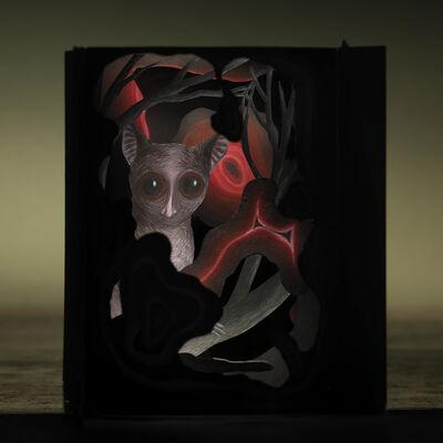 Andrea Dezsö, 'Gentle Beast Hiding Behind Molten Lava', 2009