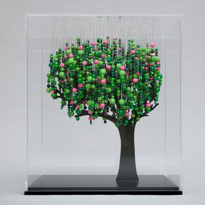 Natasja van der Meer, 'Cherry Tree', 2017