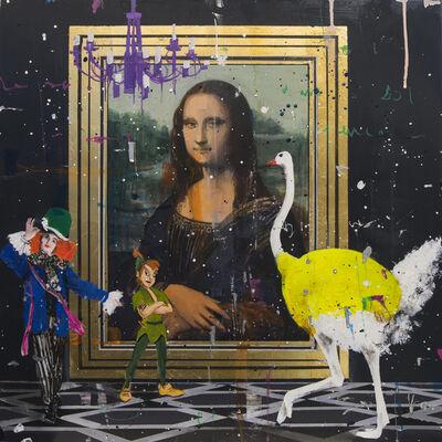 Angelo Accardi, 'Mona Lisa Tale', 2019