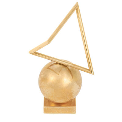 Yaacov Agam, 'Petit Triangle Volant Object'