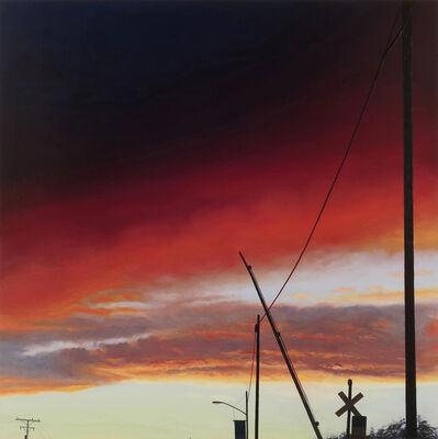 Bradley Hankey, 'Ablaze', 2018