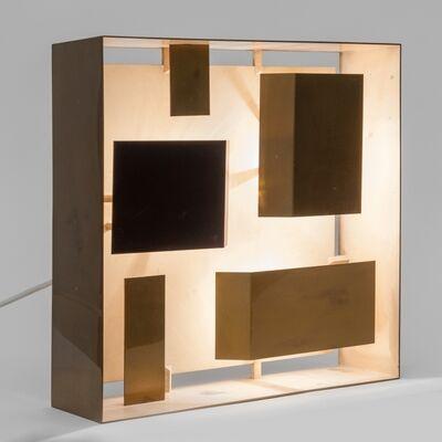 Gio Ponti, 'A wall lamp', Circa 1957