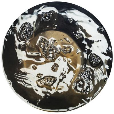 Philippe Huart, 'Gold Vertigo (Vortex 30)', 2020